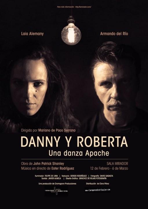 DANNY Y ROBERTA en la Sala Mirador