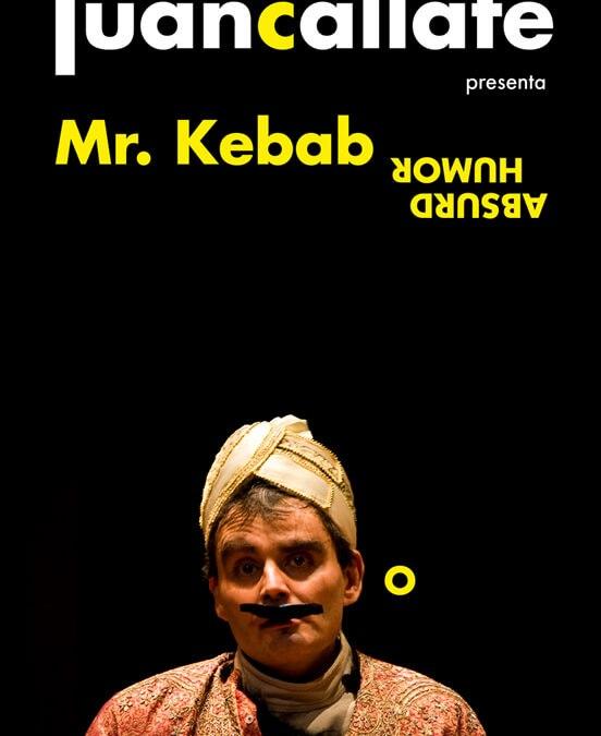 MR. KEBAB en el Teatro Alfil