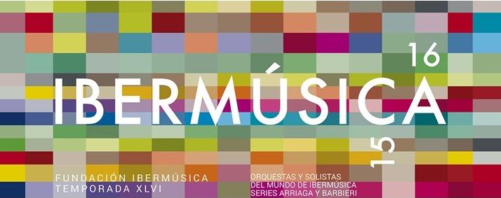 Fundación Ibermúsica en el Auditorio Nacional de Música de madrid