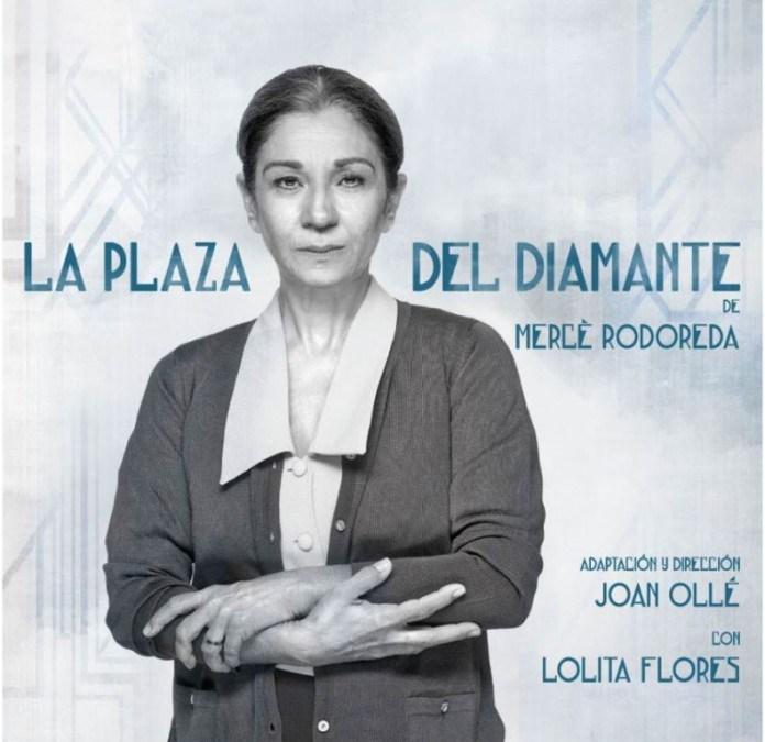LA PLAZA DEL DIAMANTE en el Teatro Bellas Artes