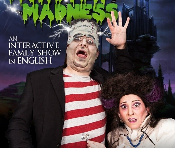MONSTER MADNESS en el Teatro Infanta Isabel