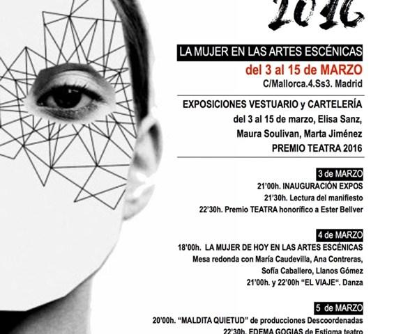 SALA MÍNIMA presenta TEATRA 2016