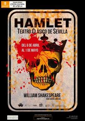 HAMLET en el Teatro Fernán Gómez