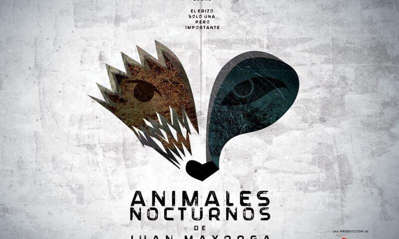 ANIMALES NOCTURNOS en el Teatro Fernán Gómez