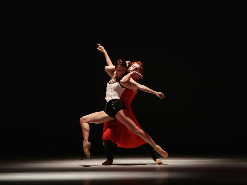 CARMEN/BOLERO del Ballet de Milán