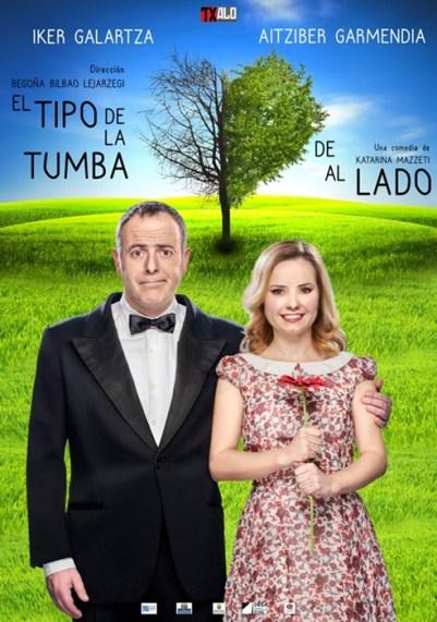 EL TIPO DE LA TUMBA DE AL LADO de Katarina Mazzetti
