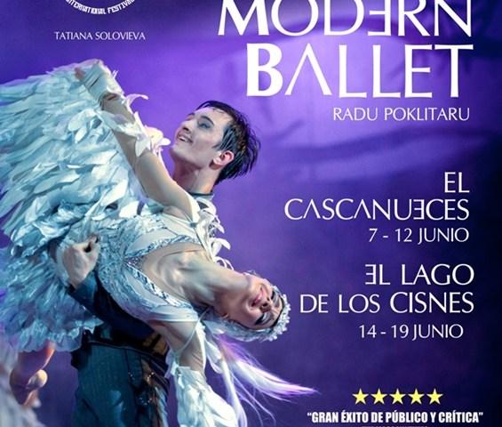 El cascanueces y El Lago de los Cisnes - Kiev Modern Ballet