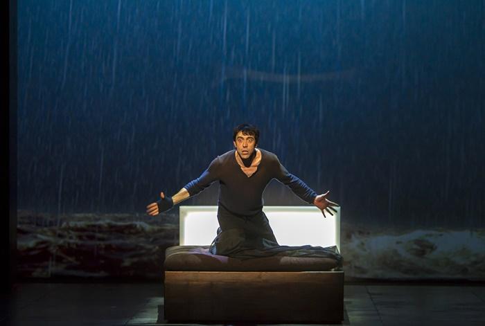 HAMLET de Miguel del Arco en el Teatro Kamikaze