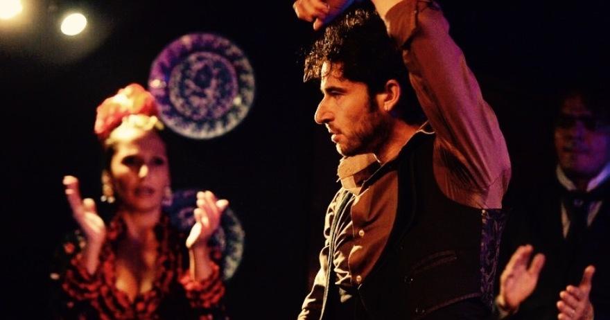 Baile flamenco desde el alma – Cena + Espectáculo