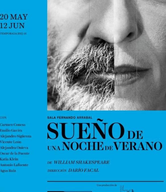 SUEÑO DE UNA NOCHE DE VERANO de la Compañía Metatarso
