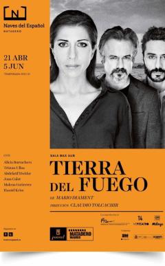 TIERRA DEL FUEGO en Las Naves del Español