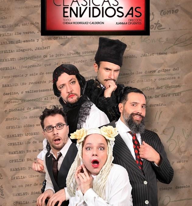 CLÁSICAS ENVIDIOSAS, Pequeño Teatro Gran Vía