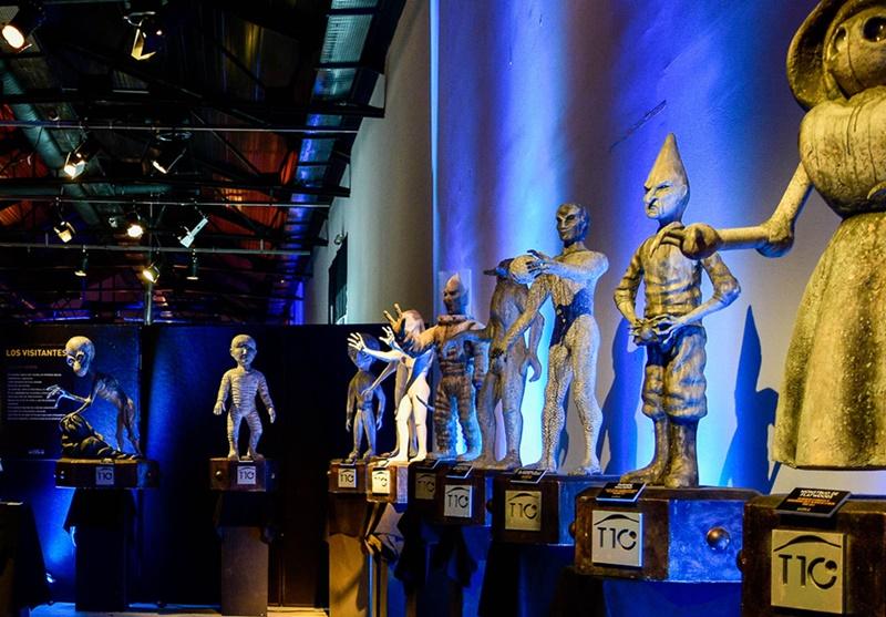 CUARTO MILENIO, LA EXPOSICIÓN en el Teatro Calderón