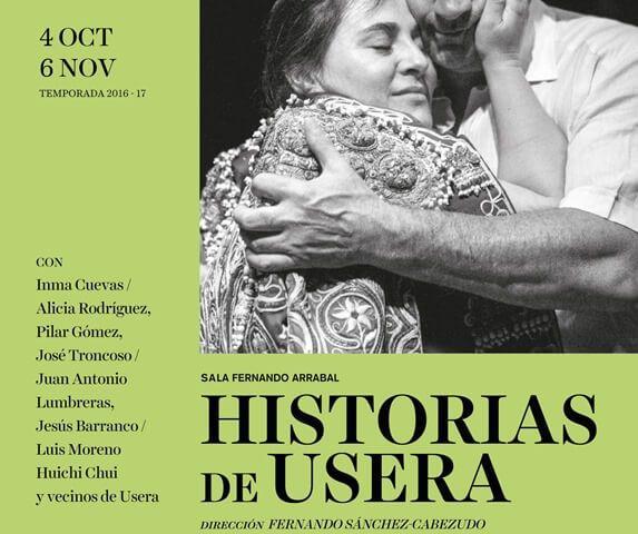 HISTORIAS DE USERA en el Matadero/Naves del Español