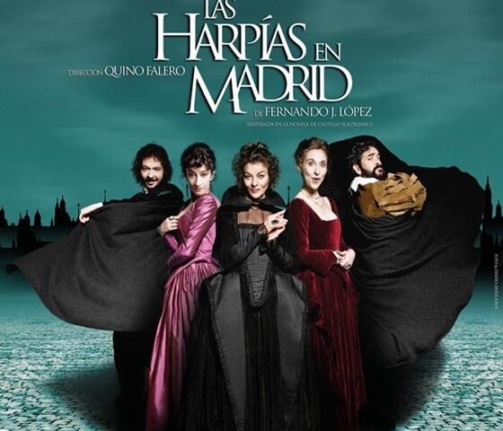 las harpias en madrid