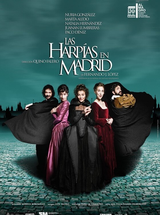 las harpias en madrid