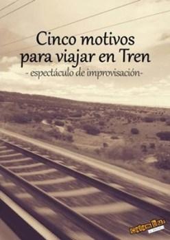 Cinco motivos para viajar en tren en Nave 73