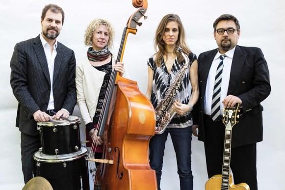 MURIEL Grossmann Quartet