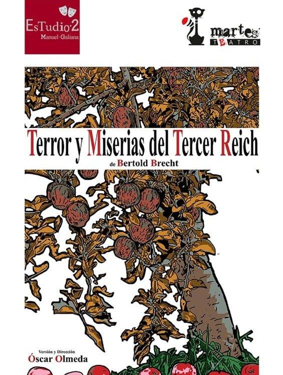 Terror y Miserias del Tercer Reich en Estudio 2 Manuel Galiana