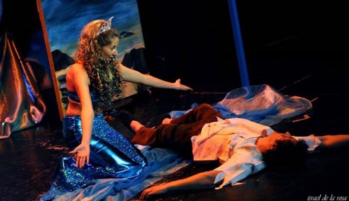LA SIRENITA en el Teatro Galileo