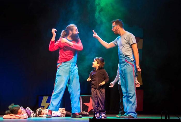 TEATRURAS en el Teatro Galileo