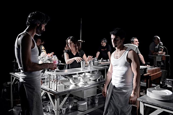 la cocina de arnold wesker en el teatro valle incl n