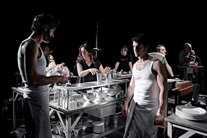 LA COCINA en el Teatro Valle-Inclán