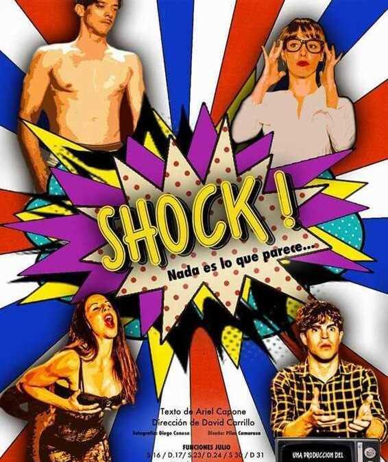 SHOCK en el Teatro de las Aguas