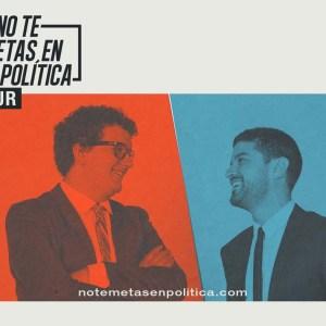 """NO TE METAS EN POLÍTICA """"tour"""" en el Teatro Capitol Gran Vía"""