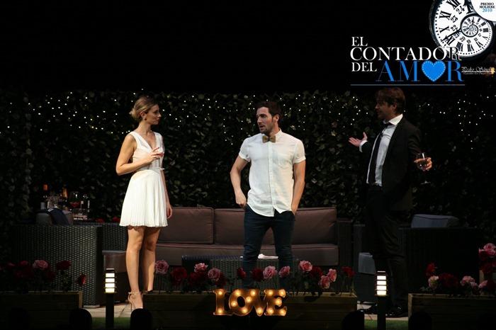 EL CONTADOR DEL AMOR en el Nuevo Teatro Alcalá