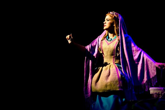 LA BELLA DURMIENTE en el Teatro Nuevo Apolo