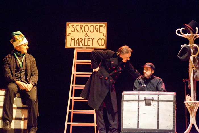 A Christmas Carol en el Teatro Fígaro