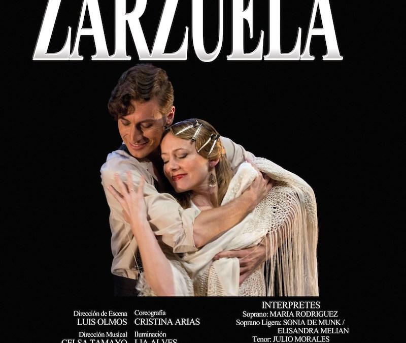 AIRES DE ZARZUELA en el Teatro de la Luz Philips