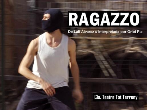 RAGAZZO en el Teatro del Barrio