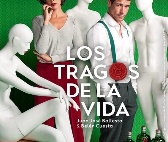 LOS TRAGOS DE LA VIDA en el Teatro Infanta Isabel