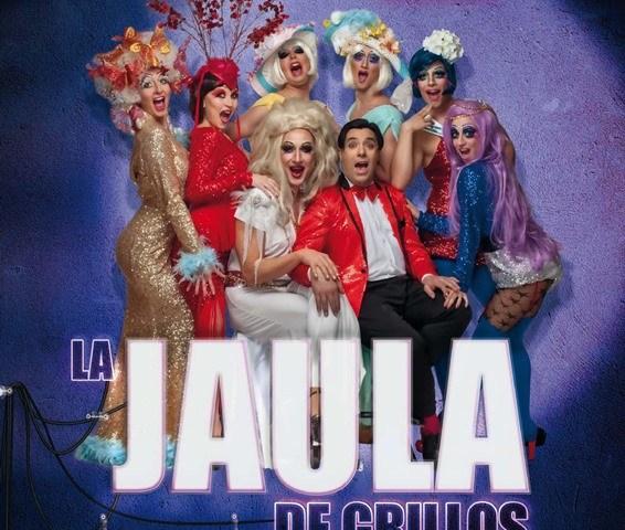 LA JAULA DE GRILLOS en el Teatro Amaya