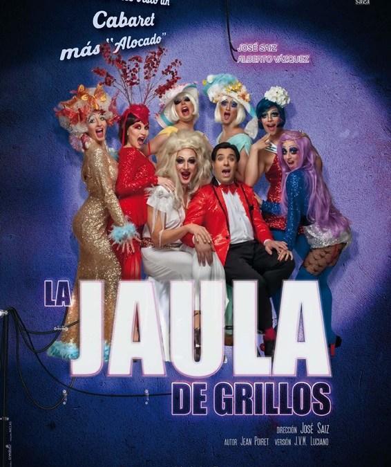 LA JAULA DE GRILLOS en el Teatro Amaya, Últimas Funciones