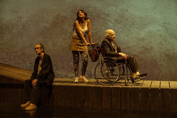 EN LA ORILLA en el Teatro Valle-Inclán