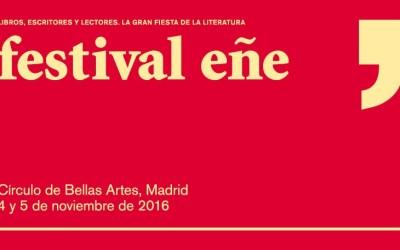 Festival EÑE 2016 en el Círculo de Bellas Artes