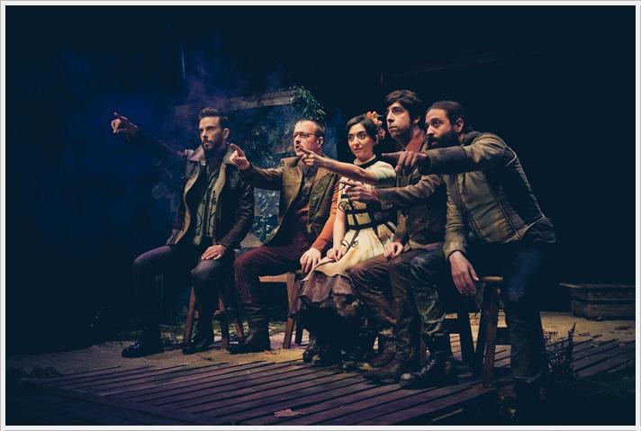JARDINES en el Teatro Galileo