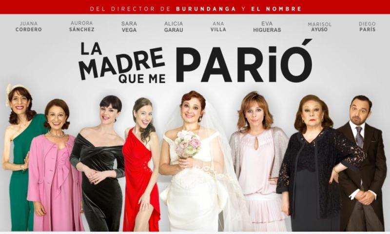 LA MADRE QUE ME PARIÓ en el Pequeño Teatro Gran Vía