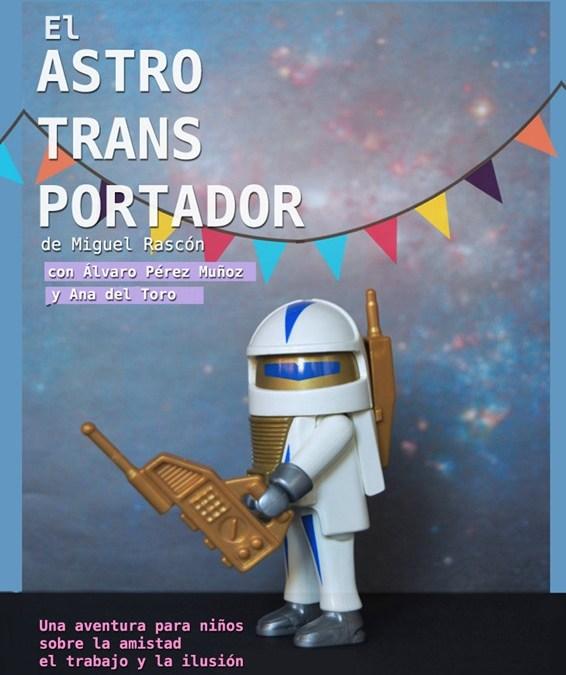 EL ASTROTRANSPORTADOR en Artespacio Plot Point