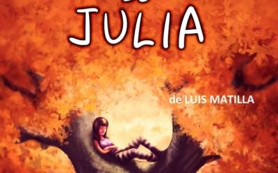 EL ÁRBOL DE JULIA en los Teatros Luchana