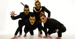 THE PRIMITALS en el Teatro Alfil