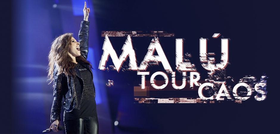MALÚ - Tour Caos en el Barclaycard Center Madrid