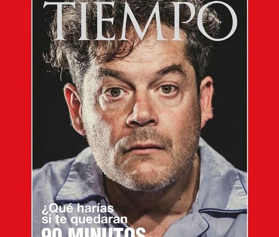 TIEMPO con Jorge Sanz en el Teatro Cofidis Alcázar