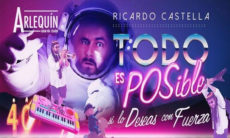 RICARDO CASTELLA 'Todo es posible si lo deseas con Fuerza'