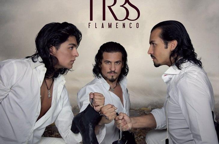 TR3S FLAMENCO en el Teatro Nuevo Apolo