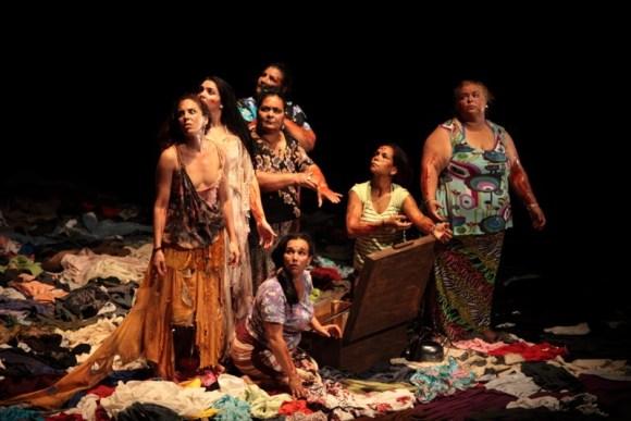FUENTE OVEJUNA de TNT-El Vacie en el Teatro Español