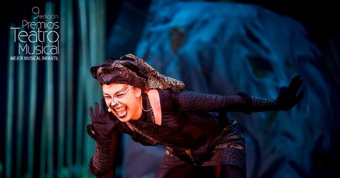 LA AVENTURA DE MOWGLI(el musical) en el Teatro San Pol